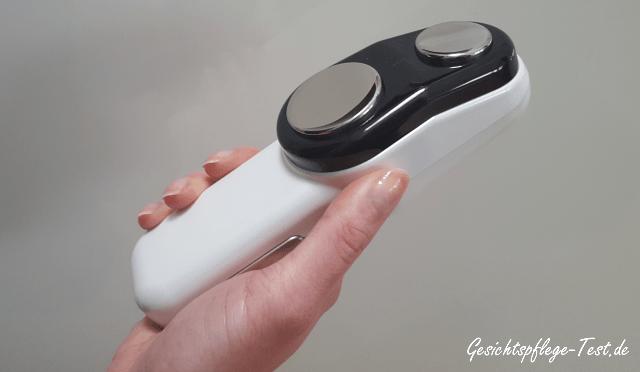 Ultraschallgerät Hautpflege