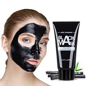 Hautporen verfeinern mit Black Head Mask