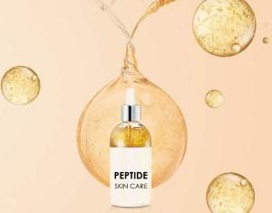 Beste Peptide Hautpflege
