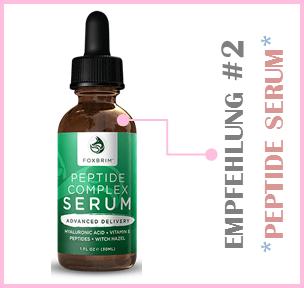 Bestes Peptide Serum