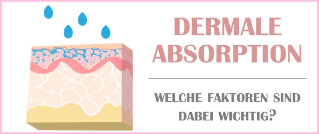 Wirkstoffaufnahme Haut
