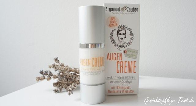 Arganöl Zauber Augenpflegecreme